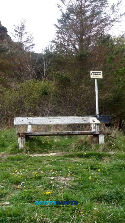 Shandwick Bus Stop 1